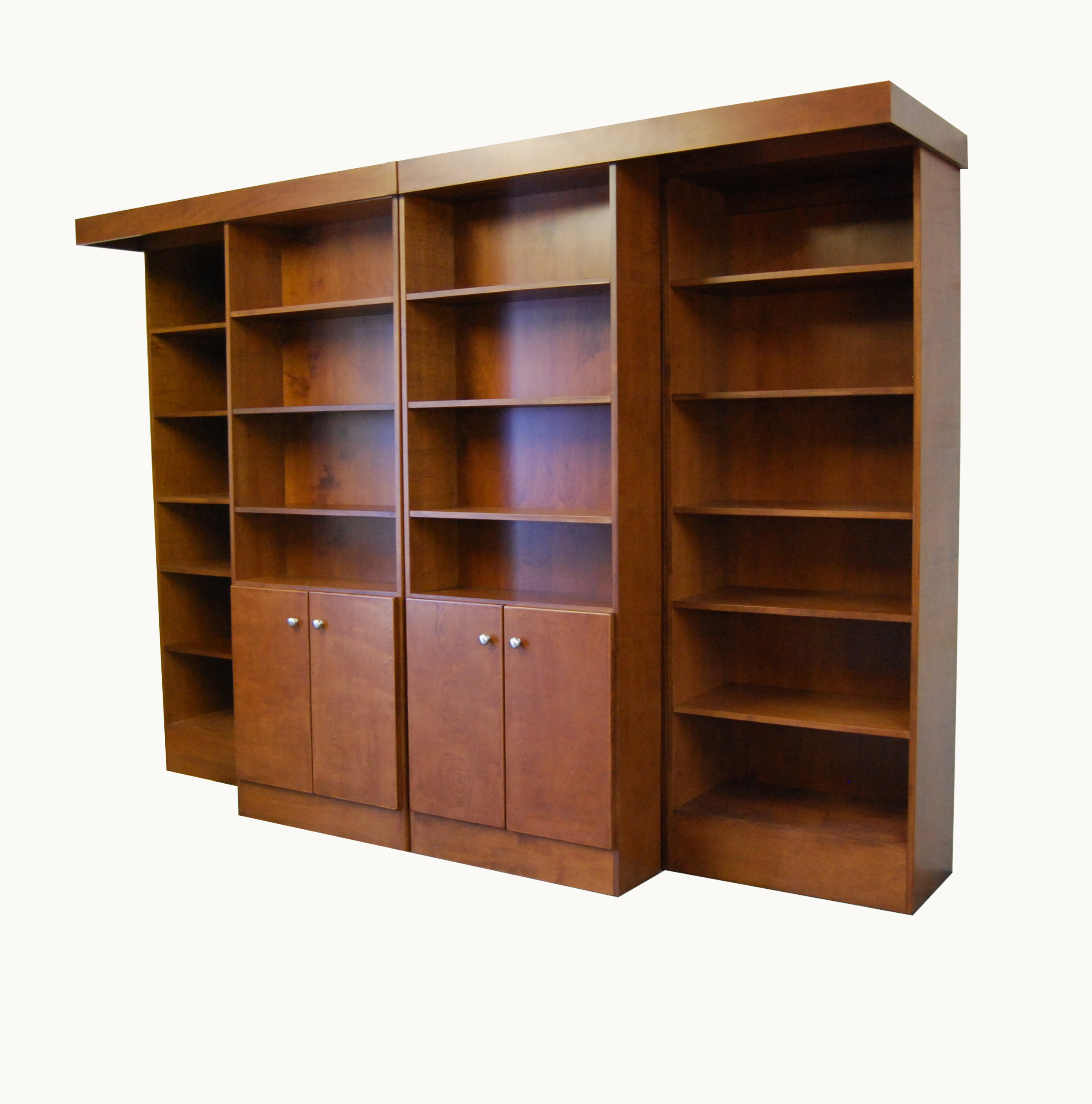Murphy beds diy murphy wall bed hardware systems home for Kitchen library portland